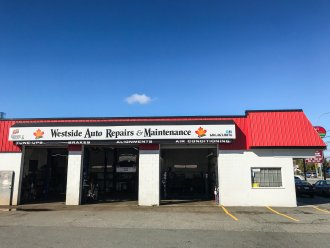 car repair shop Maple Ridge